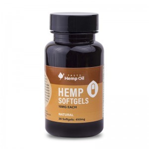CBD Oil Capsules - Pills